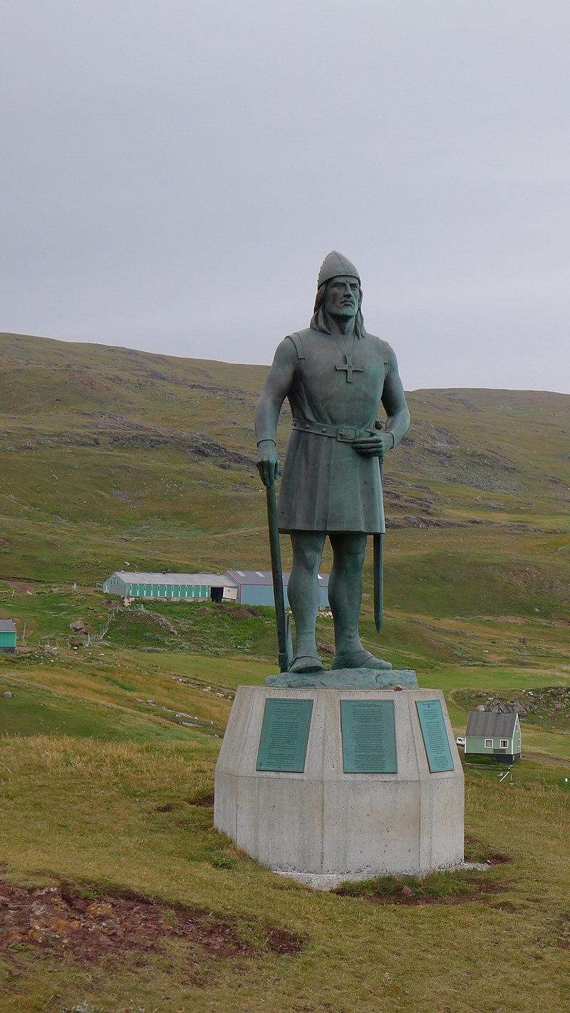 Statue of Erik the Red