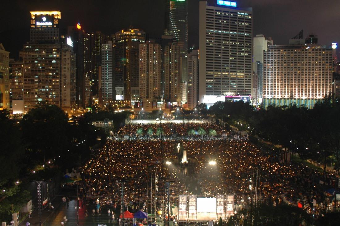 Tienanmen Square Protests