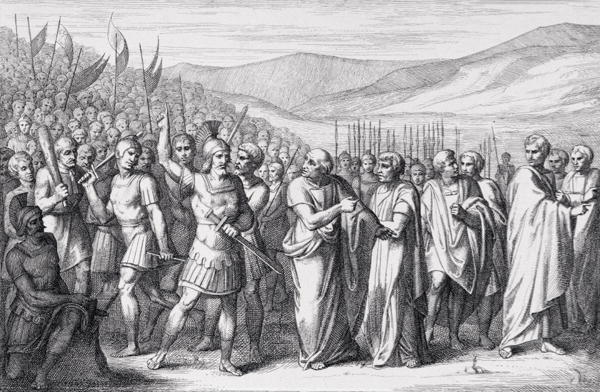 Secession of the Plebeians